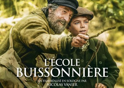 """L'école buissonnière"" de Nicolas Vanier - Production : Radar Films"