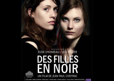 """""""Des filles en noir"""" de Jean-Paul Civeyrac - Production : Les Films Pelléas"""